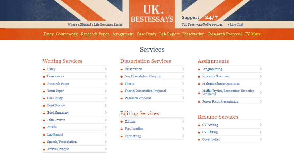 uk.bestessays.com service