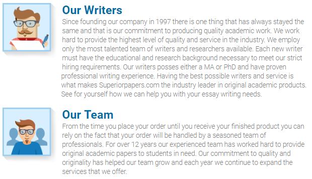 superiorpapers.com writers
