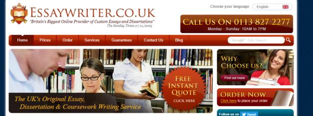 The UK's Premier Provider