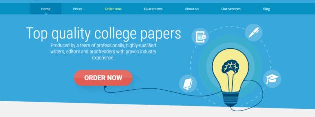 UK college paper
